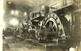 Steam turbines and electric generators